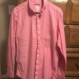 NWOT Bass button down